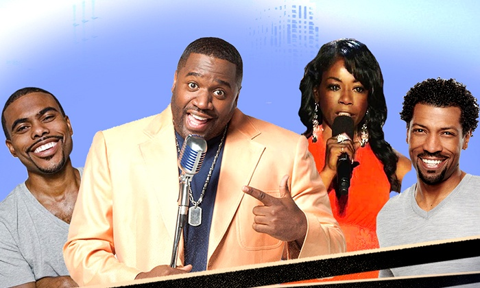 Light It Up Comedy Jam - State Theatre: Light It Up Comedy Jam Featuring Corey Holcomb at State Theatre on Saturday, July 12, at 8 p.m. (Up to 50% Off)