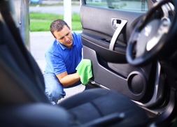 Arizona Auto Wash: Interior & Exterior Detail or VIP Wash, Interior Super Clean, Carnauba Wax at Arizona Auto Wash (Up to 53% Off)