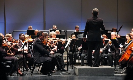 Macomb Symphony Orchestra Presents Ciao Italia! for One or Two on Friday, October 3, at 8 p.m. (Up to 50% Off)