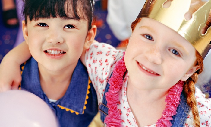Horticulture Centre of the Pacific - Victoria: C$59 for Birthday Party in the Garden for Up to 10 Kids from Horticulture Centre of the Pacific (C$100 Value)
