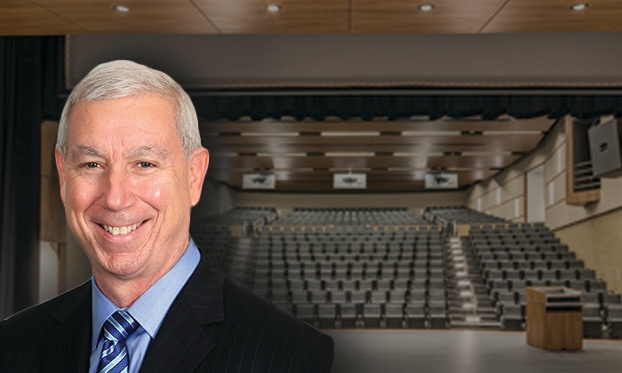 BenU Presents An Evening with John F. McDonough, President & CEO of the Chicago Blackhawks - Benedictine University: An Evening with Blackhawks President and CEO John F. McDonough on February 24 at 7 p.m.