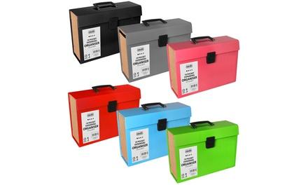 ASAB Expanding Organiser File