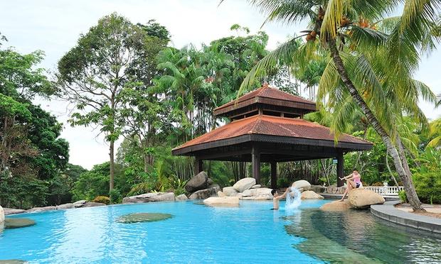 JB: 5* Resort Stay + Spa Retreat 7