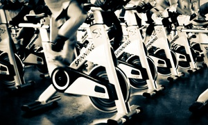 Pedal Spin Studio: 5 or 10 Indoor Cycling Classes at Pedal Spin Studio (Up to 63% Off)