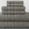Spa Collection 100% Cotton Towel Set (6-Piece)