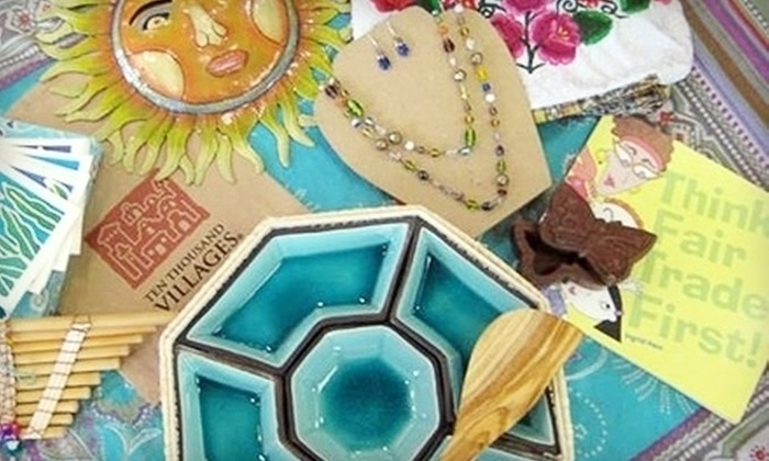 Ten Thousand Villages - O'Bryonville,Riverfront: $10 for $20 Worth of Fair-Trade Gifts and Handmade Accessories at Ten Thousand Villages