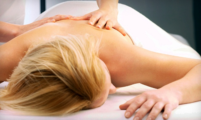Massage in Stockton - Parkwoods,Akers: 60- or 90-Minute Organic Massage with Dead-Sea-Salt Foot Treatment at Massage in Stockton (Up to 55% Off)