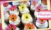 CLOSED - Gingham Bakery - Multiple Locations: $15 for One Dozen Cupcakes at Bakery Gingham ($30 Value). Two Columbus Locations.