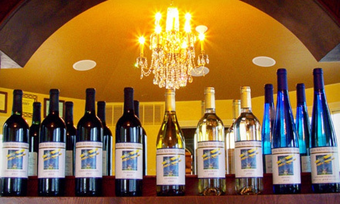 Chateau Aeronautique Winery - Jackson: Private Wine Tasting for Two, Four, or Six at Chateau Aeronautique Winery in Jackson (Half Off)