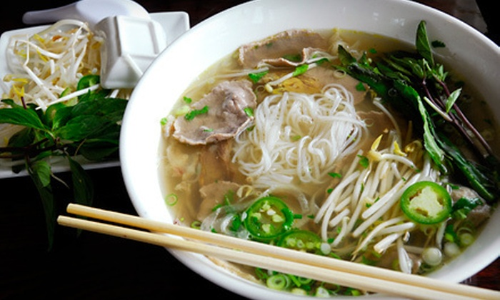 Vietnam Garden - Three Chopt: $10 for $20 Worth of Vietnamese Fare at Vietnam Garden