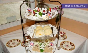 High Tea Cottage: Three- or Four-Course Tea for Two or Four at High Tea Cottage (Up to 38% Off). Six Options Available.
