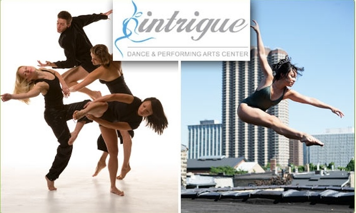Intrigue Dance and Performing Arts Center - South Loop: 10 Dance Classes for $60 at Intrigue Dance ($130 Value)