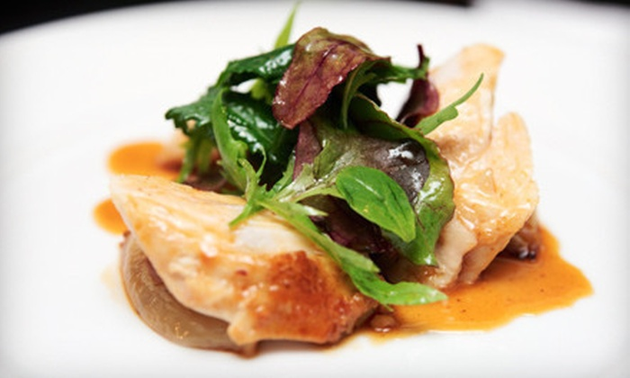 Epic - Epic Restaurant Lounge: $30 for $60 Worth of New American Cuisine and Drinks at Epic