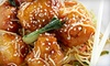 Up to 55% Off Thai Fare at Lemongrass Asian Bistro