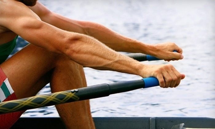 Barrie Rowing Club - Barrie: $22 for Taste of Rowing Program from Barrie Rowing Club ($45 Value). Multiple Dates and Times Available.
