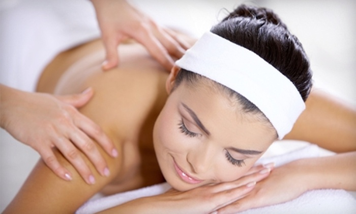Nanette's Salon Day Spa & Gifts - Charleston: $20 for a 30-Minute Massage or Facial at Nanette's Salon Day Spa & Gifts (Up to $45 Value)