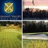 Half Off at Pleasant Valley Golf Club