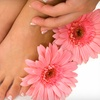 Half Off Mani-Pedi at Salon 84