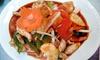 Thai Jasmine - Bedford: Thai Dinner at Thai Jasmine (Half Off)