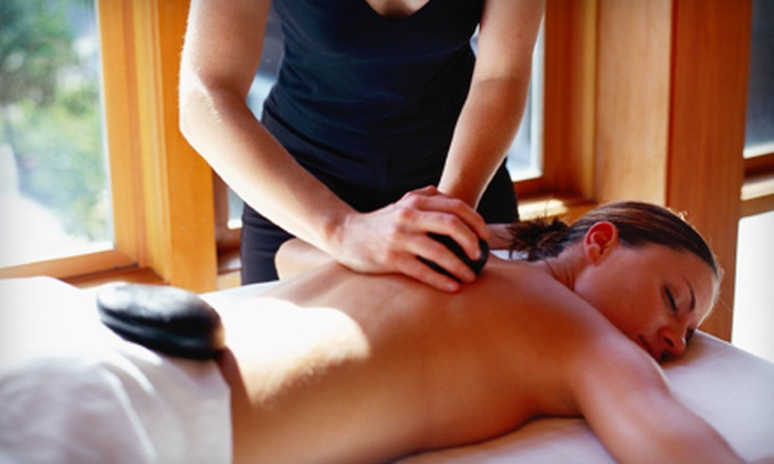 Chi Spa - Wilton Manors: Custom Aromatherapy Massage or Mini-Chi Revitalization Package at Chi Spa (Up to 53% Off)