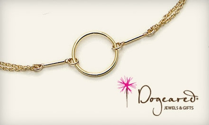 Dogeared Jewels and Gifts: $25 for $50 Worth of Handcrafted Jewelry from Dogeared