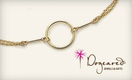 $50 Groupon to Dogeared - Dogeared Jewels and Gifts in