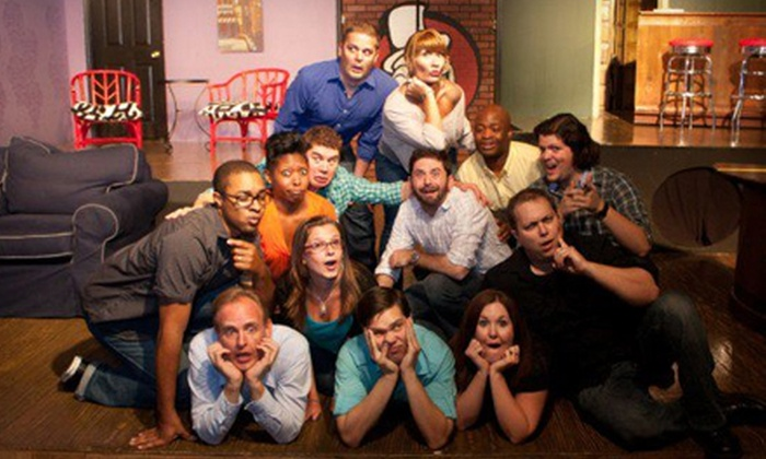 Whole World Improv Theatre - Atlanta: $25 for an Improv Show for Two at Whole World Improv Theatre ($50 Value)