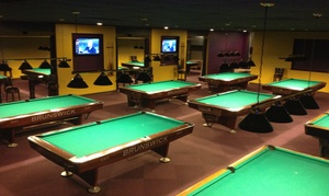 Q 22 Billiards: $17 for $30 Worth of Billiards — Q22 Billiards