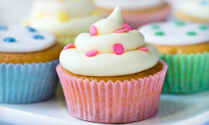 Sydney's Sweets - Long Island: $15 for One Dozen Cupcakes from Sydney's Sweets ($30 Value)