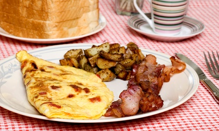 Comfort Food at Southern Kitchen (40% Off). Two Options Available.