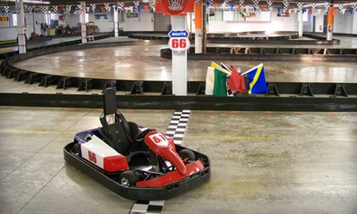 Tri-State Speedway - Dudley: Kart Racing, Arcade Tokens, Mini Golf, and Bumper Cars at Tri-State Speedway