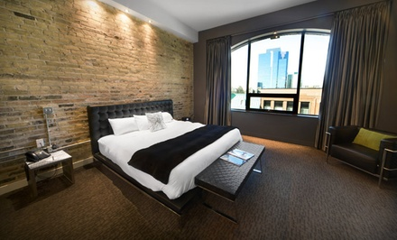 1-Night Stay for Four in a Marvelous Suite, Valid SundayThursday - Hotel Metro in London