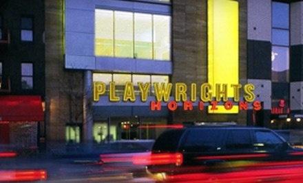 Playwrights Horizons and New York Theatre Workshop Present Preview Performances of