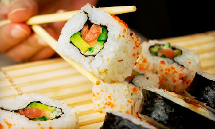 Sado Sushi - Lytton Park: $15 for $30 Worth of Japanese Fare at Sado Sushi