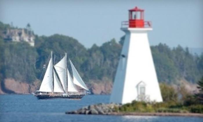 Amoeba Sailing Tours - Baddeck: $25 for Sailing Tour for Two from Amoeba Sailing Tours in Baddeck ($50 Value)