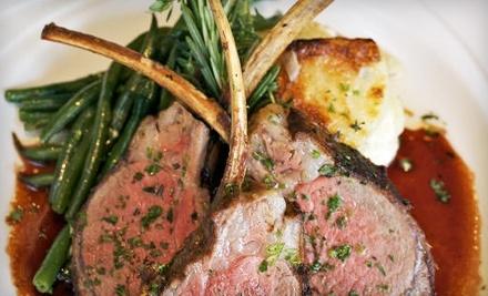Chez Leon: $35 Groupon for Lunch - Chez Leon in St. Louis