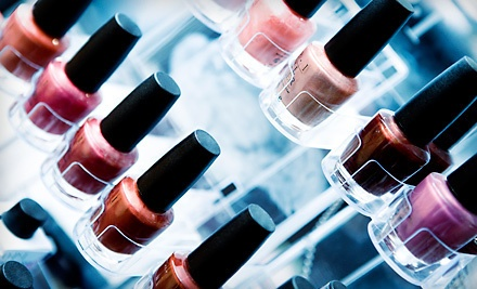 Spa Mani-Pedi (a $50 value) - The Glam Specialist in Maryville
