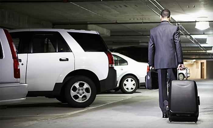 A1 Express Airport Parking - Northwest Tampa: Three-Day Parking near Tampa International Airport at A1 Express Airport Parking. Three Options Available.