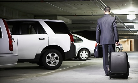 A1 Express Airport Parking: 3 Days of Valet or Self-Serve Parking at Tampa International Airport - A1 Express Airport Parking in Tampa