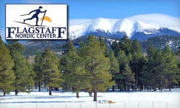 Flagstaff Nordic Center - Multiple Locations: $10 for $20 Toward the Purchase of a One-Day Trail Pass or Equipment Rental at Flagstaff Nordic Center