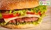 Sierra Joe's Burgers-N-Such - Multiple Locations: $5 for $10 Worth of Burgers and Shakes at Sierra Joe's Burgers-N-Such
