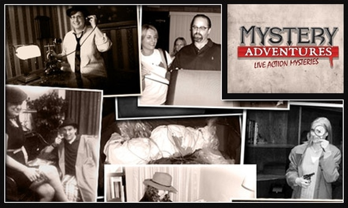 Mystery Adventures - Las Vegas: $40 for One Adult Ticket to Mystery Adventures