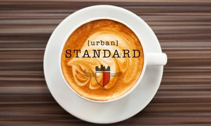 Urban Standard - Central City: $6 for $12 Worth of Coffee, Deli Eats, Sweets and More at Urban Standard