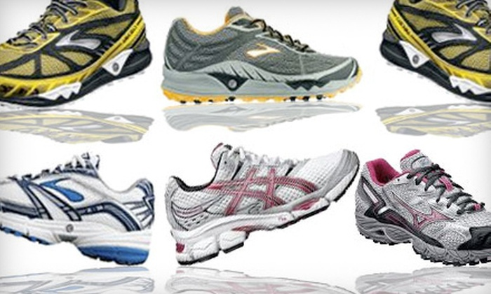 Born to Run - Multiple Locations: $25 for $50 Worth of Running Shoes and Apparel at Born to Run