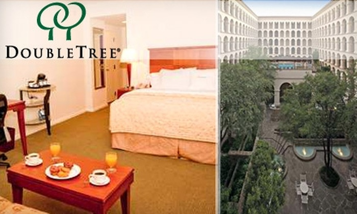 3.5-Star Austin Hotel - St. Johns: $79 for a One-Night Stay, Plus Breakfast for Two, at Doubletree Hotel Austin ($159 Value)