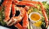 Up to 53% Off Seafood Dinner for Two at Maynard's Cafe