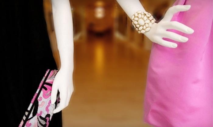Fleur Boutique - North Hills: $49 for $100 Worth of Upscale Women's Clothing at Fleur Boutique