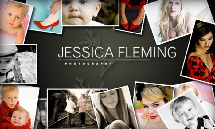 Jessica Fleming Photography - Hawthorne: $50 for $250 Toward a Photo Session and Two 5x7 Archival-Quality Prints from Jessica Fleming Photography