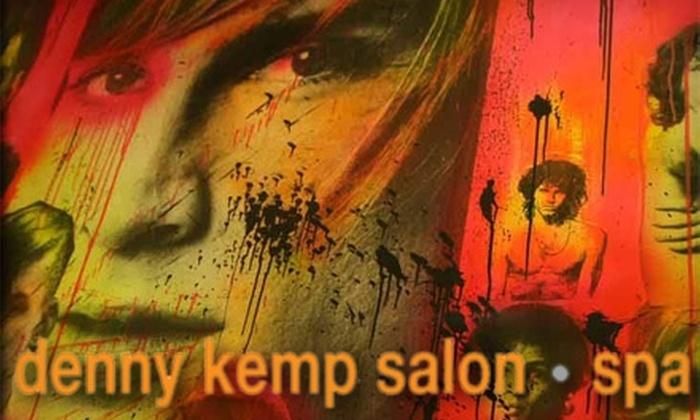 Denny Kemp Salon - Nicollet Island: $50 for Luxury Spa and Salon Treatments at Denny Kemp Salon. Choose from Three Options.