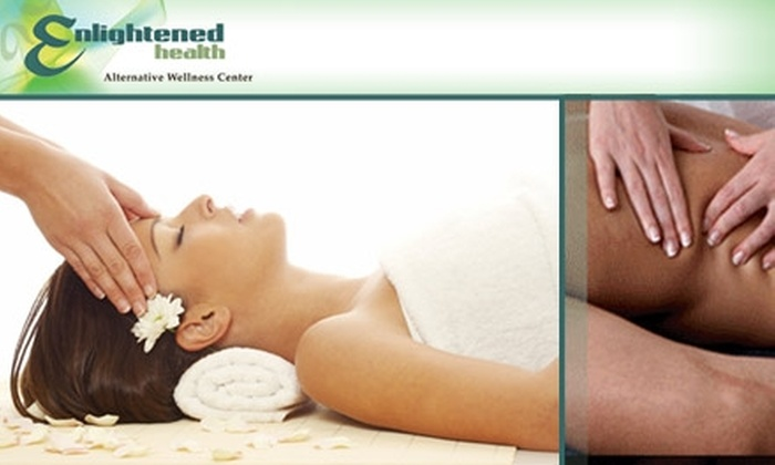 Enlightened Health  - Coral Way: $39 For Multi-Technique Massage from Enlightened Health